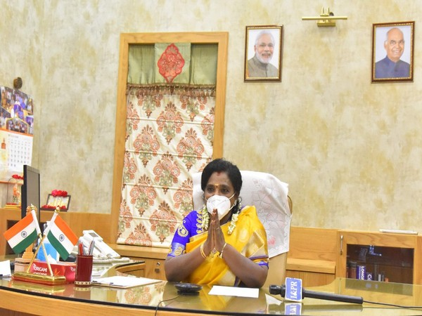 Telangana Governor Dr. Tamilisai Soundararajan