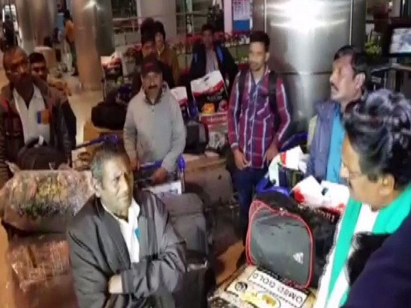 The labourers who returned to India from Iraq