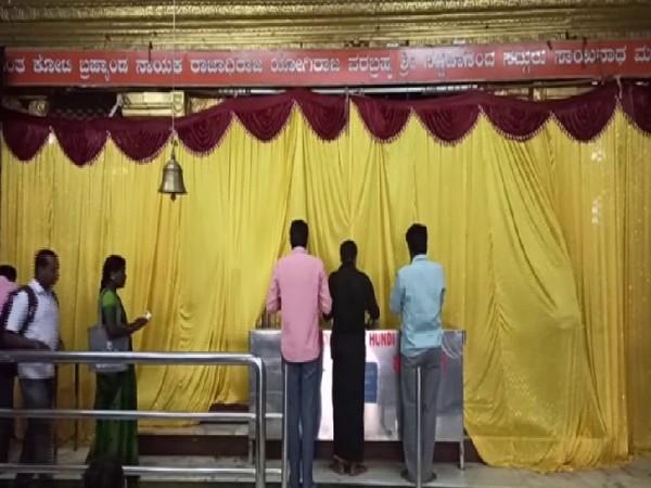 Sai Baba temple in Hubli, Karnataka.