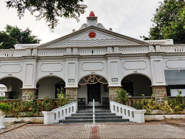Khan Bahadur Edulji Sohrabji Chenai Anjuman Dar-e-Meher, Parsi fire temple. (Photo/ANI)
