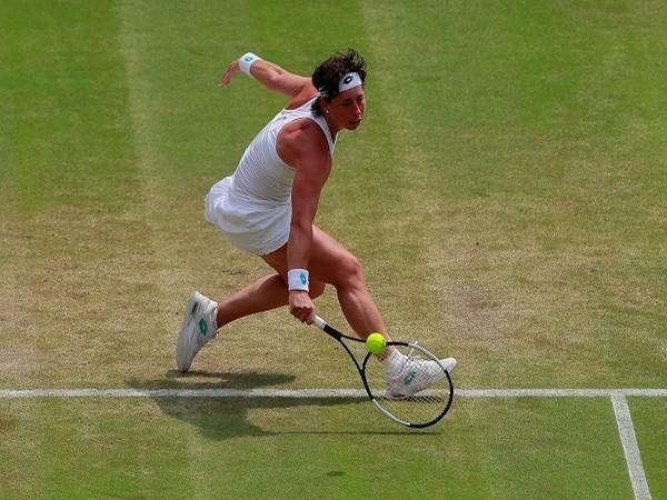 Two-time US Open quarterfinalist Carla Suarez Navarro.