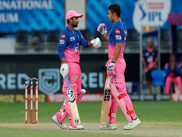 Rahul Tewatia and Riyan Prayag (Photo: BCCI/ IPL)