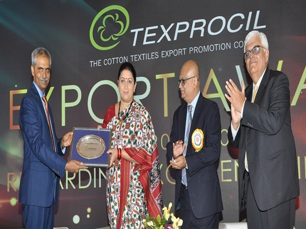 TEXPROCIL celebrates the achievements of its member exporters at the Annual Awards function 2020