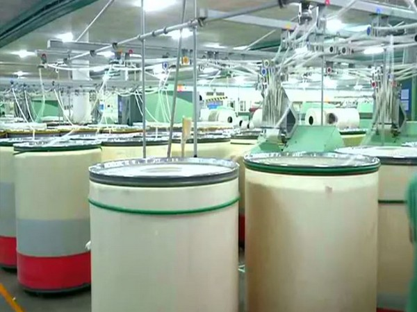 Textile industry in Coimbatore.