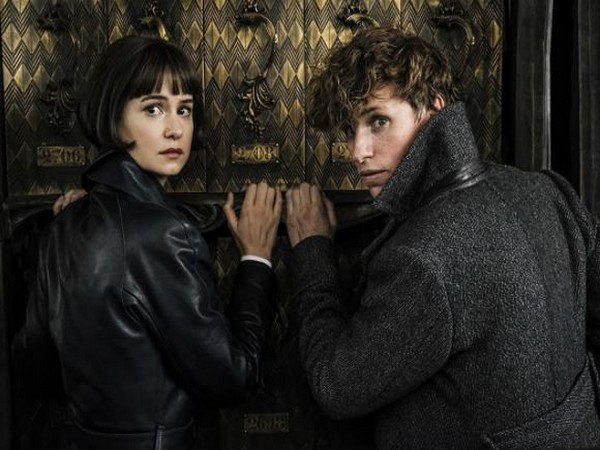 A still from the film 'Fantastic Beasts' (Image source: Instagram)