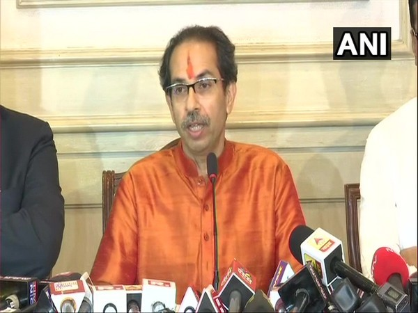 Maharashtra Chief Minister Uddhav Thackeray (file pic)
