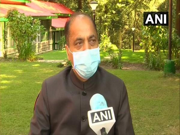 Himachal Pradesh Chief Minister Jairam Thakur (file photo)