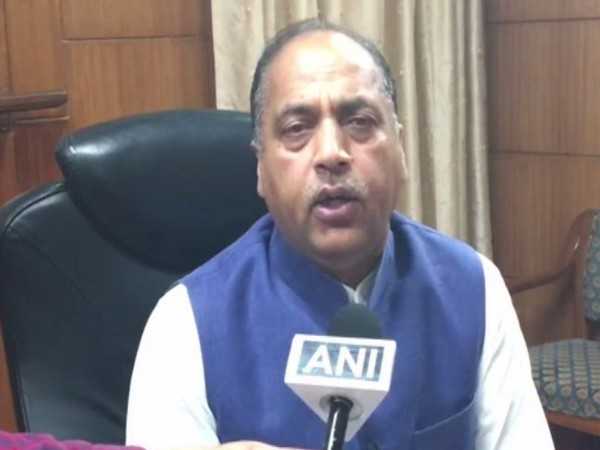 Himachal Pradesh Chief Minister Jai Ram Thakur (File photo)