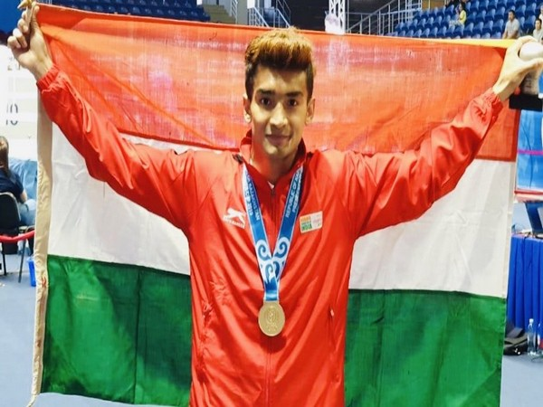 Indian boxer Shiva Thapa (Photo/Shiv Thapa Twitter)
