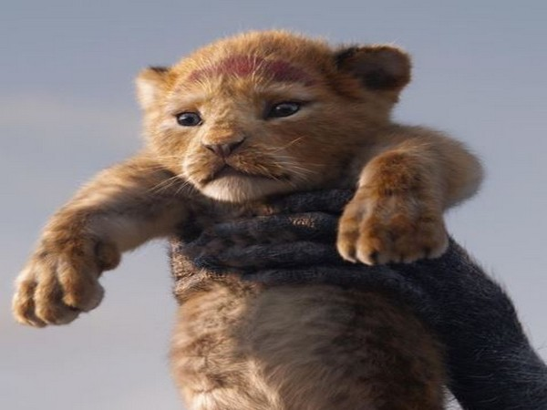 A still from 'The Lion King', Image courtesy: Instagram