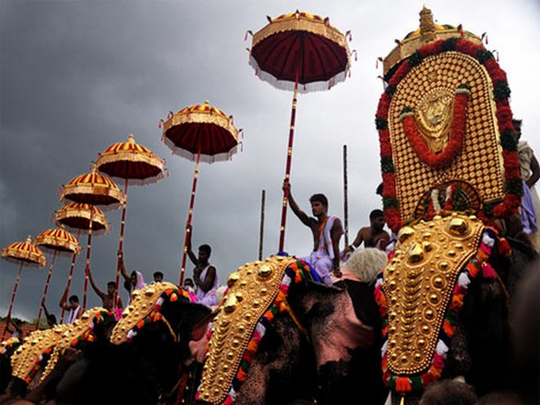 The Thrissur Pooram will be held on Friday, while the fireworks display will be held on Saturday morning.