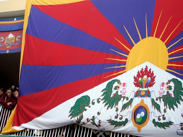 Tibet Flag (Photo Credit: Reuters)