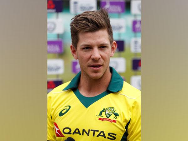 Australia's Test skipper Tim Paine
