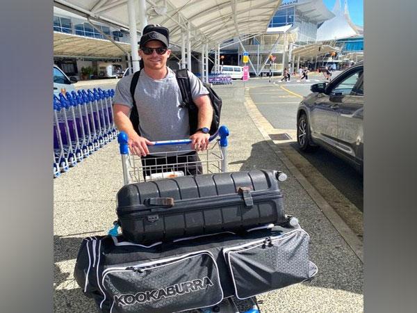 New Zealand batsman Tim Seifert (Photo/ KKR's Twitter)