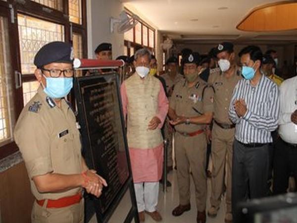 Uttarakhand Chief Minister Tirath Singh Rawat (Photo/ANI)