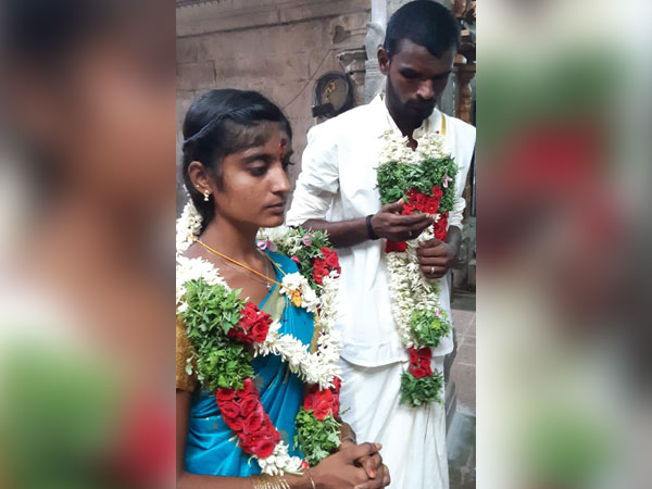 Husband along with his pregnant wife were hacked to death allegedly over their inter-caste marriage