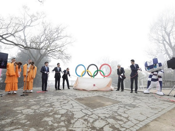 Tokyo Olympics scheduled to be held from July 23-August 8 this year (Image: #Tokyo2020's Twitter)
