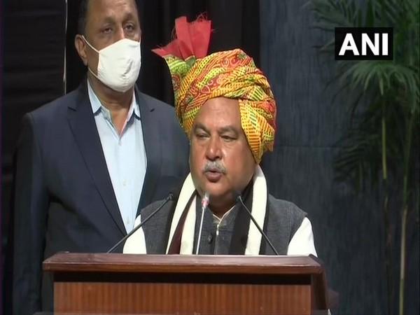 Union Minister Narendra Singh Tomar [File Photo]
