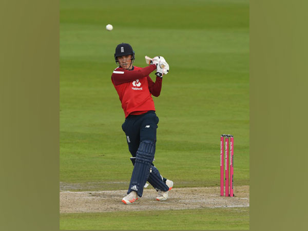 England's Tom Banton (Photo/ ICC Twitter)