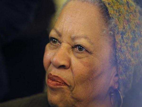 Noble Prize winning author Toni Morrison