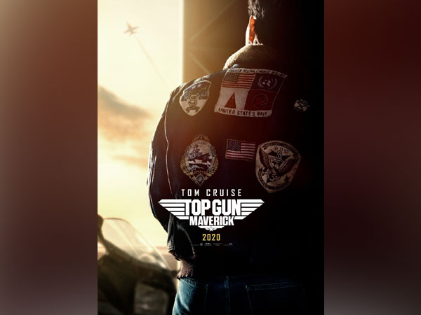 Poster of 'Top Gun: Maverick' (Image source: Twitter)
