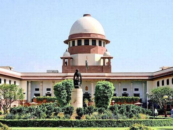 Supreme Court of India (Photo: ANI)