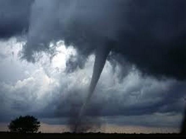 Tornadoes hit a southeast Alabama and Georgia on Sunday.