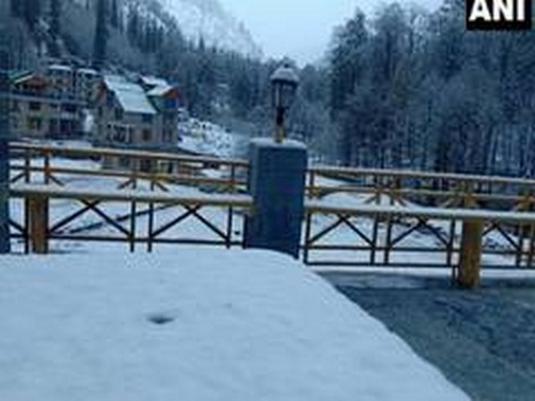 Tourism Industry in Himachal suffers set back as tourists from Bengal decline (Photo/ANI)