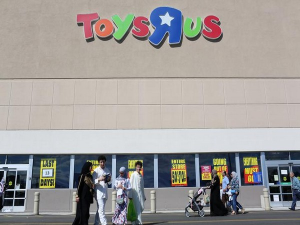 A now-closed Toys 'R' Us store in Brooklyn, New York (Photo/Reuters)