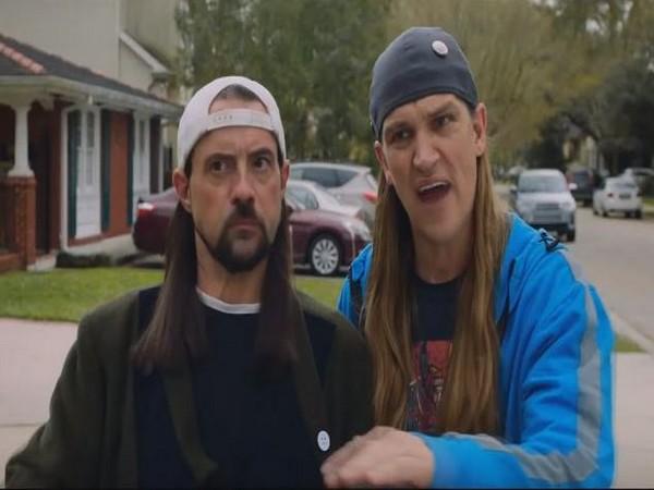 Jay and Silent Bob Reboot trailer still