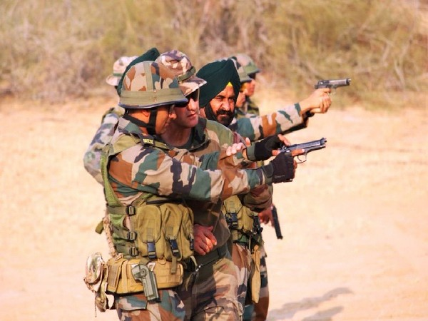 Bilateral Joint training exercise 'Shakti-2019' between India and France is underway in Bikaner, Rajasthan.