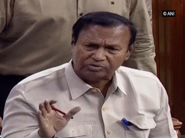 File Pic DMK leader TR Baalu