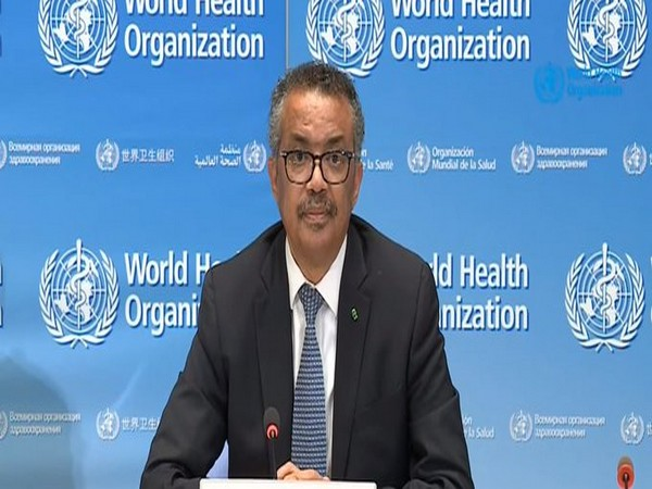 WHO Director-General Tedros Adhanom Ghebreyesus (File pic)