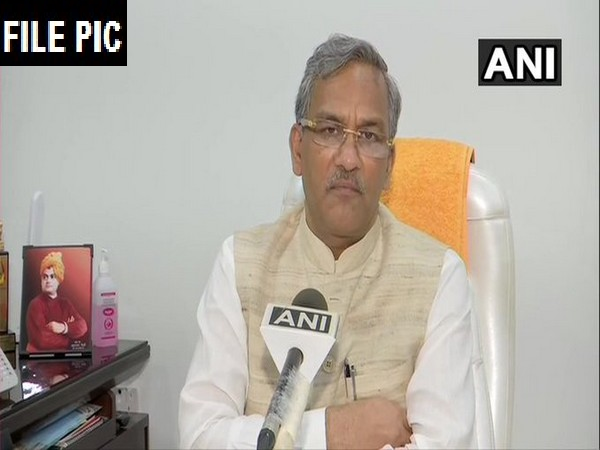 Uttarakhand Chief Minister Trivendra Singh Rawat [File Photo]
