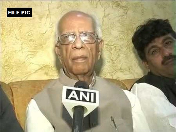 File Pic West Bengal Governor Keshari Nath Tripathi