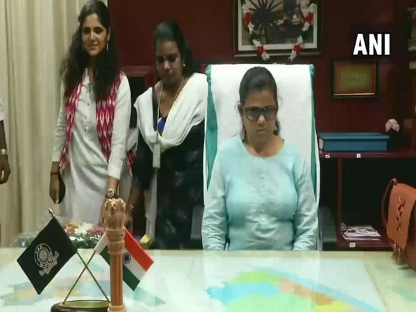 Kerala: India's first visually impaired woman IAS officer takes charge as Thiruvananthapuram's Sub-Collector