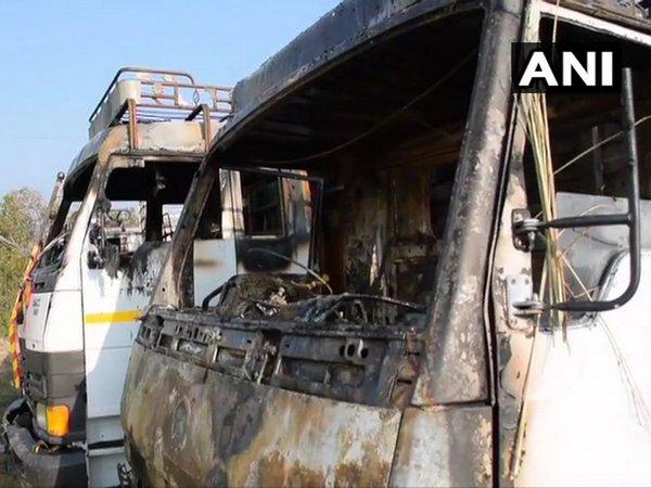 Image result for jammu kashmir truck driver