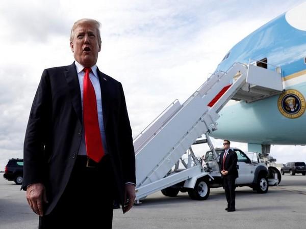 United States President Donald Trump (File Photo)