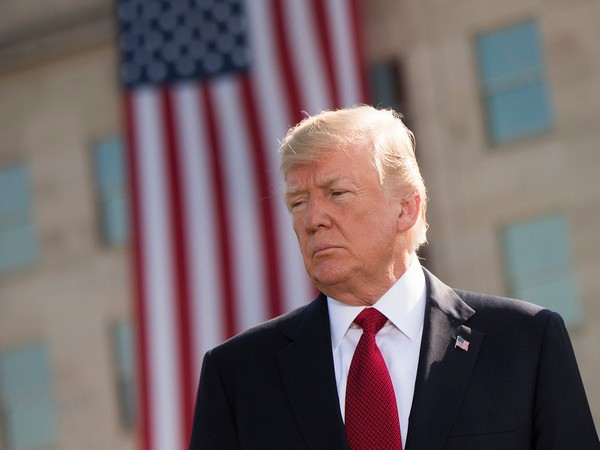 US President Donald Trump (File photo).