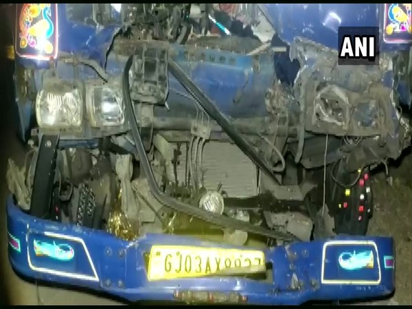 Visual from the accident site. [Photo/ANI]