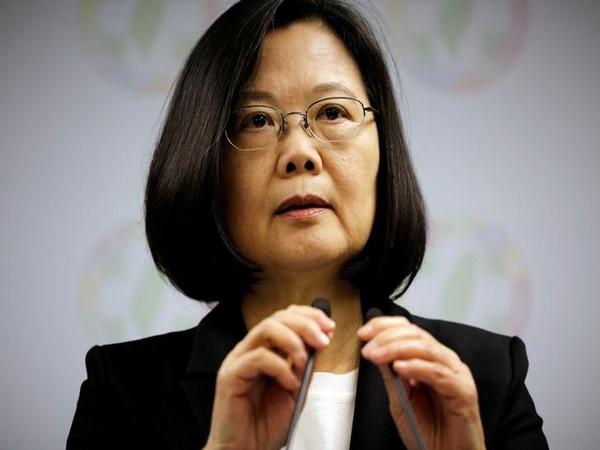 Taiwanese President Tsai-Ing-Wen