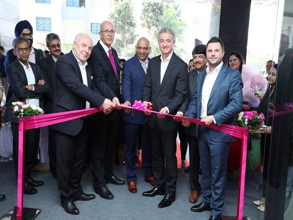 Inauguration of T-Systems' new facility in Balewadi, Pune