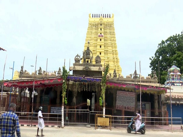 Tirumala Tirupati Devasthanams. (Photo/ANI)