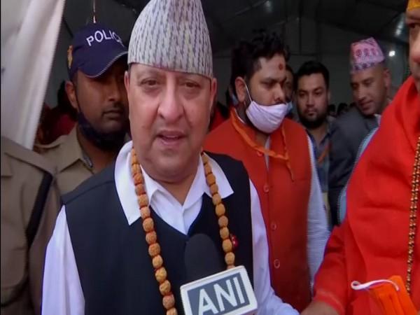 Nepal's last King Gyanendra Veer Vikram Singh