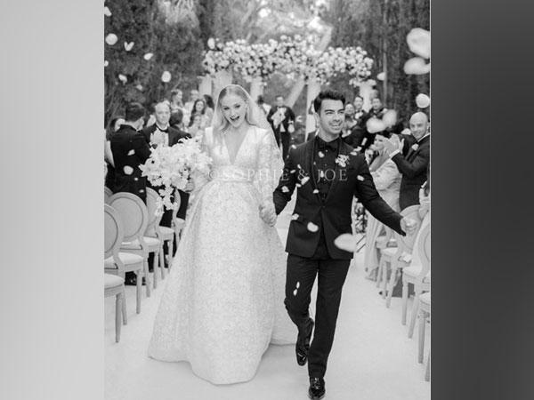 Sophie Turner and Joe Jonas (Image courtesy: Instagram)