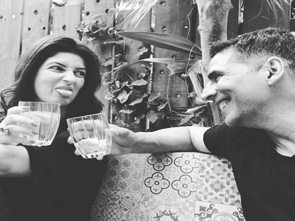 Twinkle Khanna and Akshay Kumar, Image courtesy: Instagram