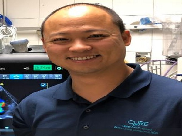 Dr Yale Chen (Picture courtesy: Twitter)
