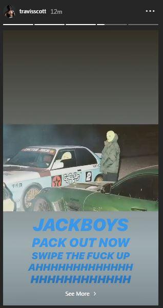 Travis Scott Drops Jackboys Compilation Album
