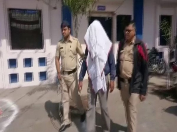 The 52-year-old accused was arrested by the police on Tuesday [Photo/ANI]