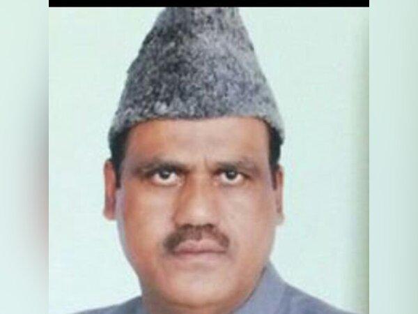 JDU MLC Tanveer Akhtar (Photo/Twitter)